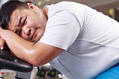 لاغری بدون ورزش