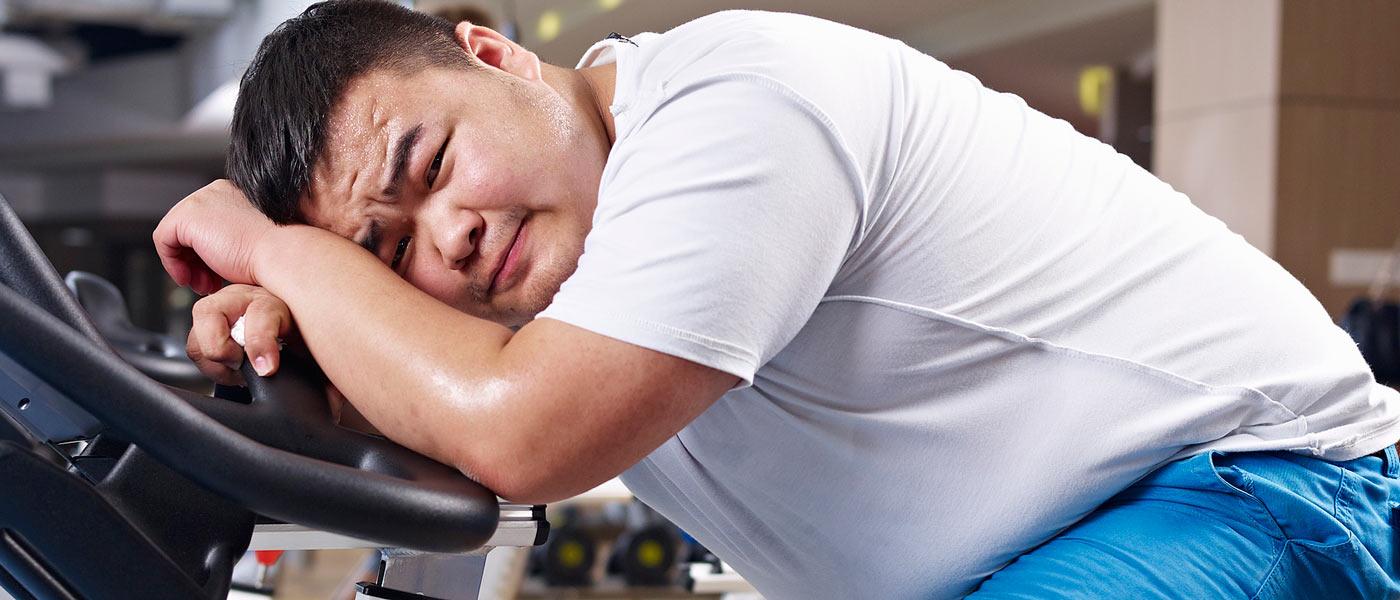 نتیجه تصویری برای ورزش و ارتباط آن با چاقی