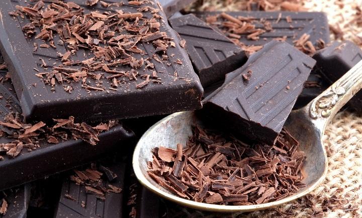 شکلات تلخ - برای لاغری شکم چه بخوریم