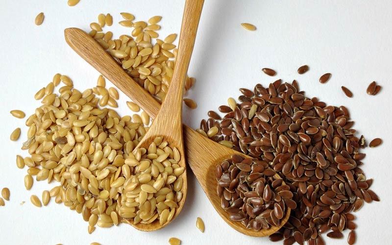 روغن بذر کتان در پایین آوردن فشار خون مؤثر است