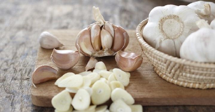 مصرف سیر برای کاهش کلسترول