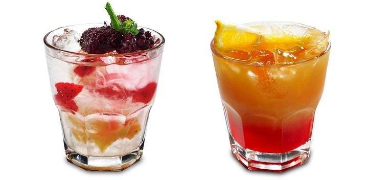 نوشیدنیهای کمکربوهیدرات