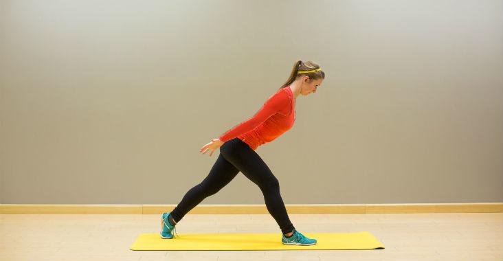 حرکت دارکوب تعدیل شده برای کمردرد