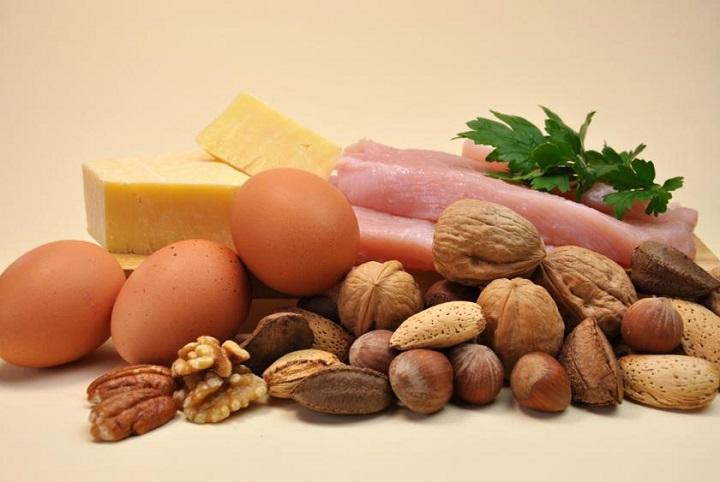 مواد دارای پروتئین