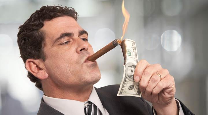 با پولدارها بگردید - چگونه ثروتمند شویم