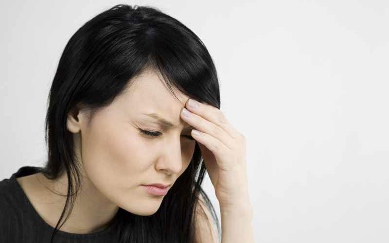 ضعف و خستگی از علائم ابتدایی کمبود بی۱۲ هستند