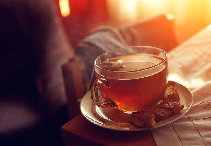 چای نعناع یا سیاه