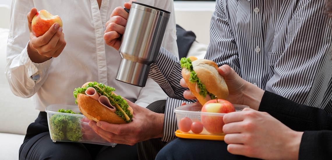 ۱۹ راه خیلی ساده برای حفظ سلامتی در محل کار