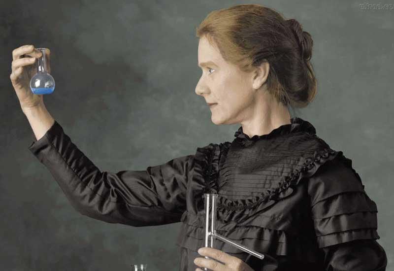 ماری کوری