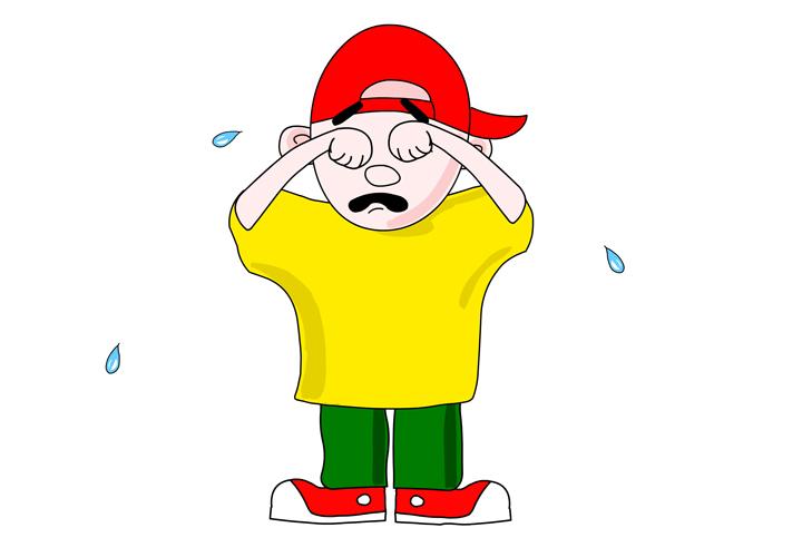 چه چیزی در زندگی الآنتان هست که کودک ۸ سالهی درونتان را به گریه میاندازد؟