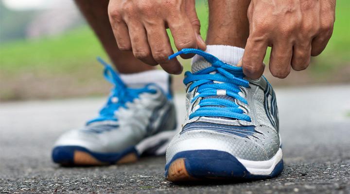 ۳۰ دقیقه ورزش در اغلب روزهای هفته
