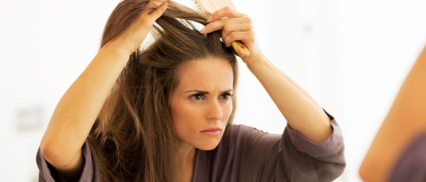 جلوگیری از ریزش مو به شیوه خانگی