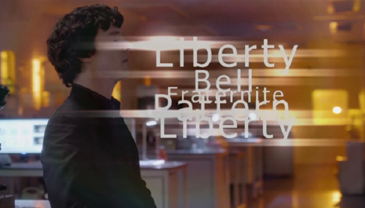 شرلوک و کلمات
