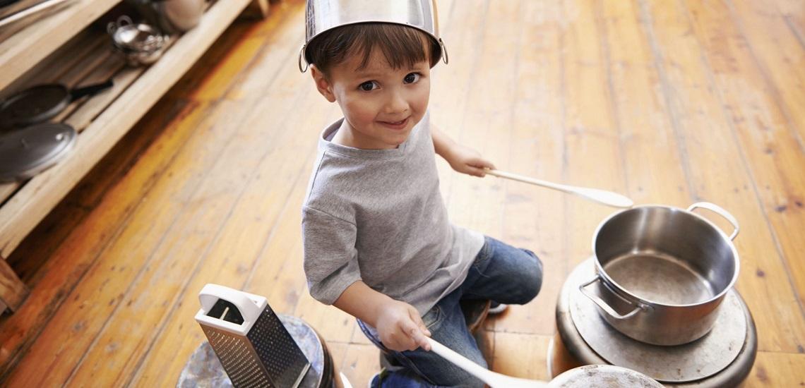 ۵ راه برای استعدادیابی در کودکان