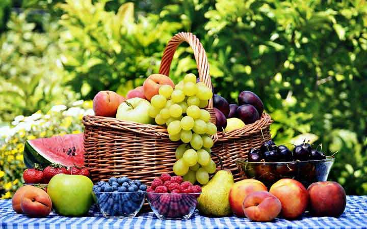 مصرف میوه برای جلوگیری از بیماریهای گوارشی