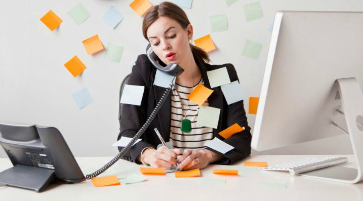 کار بیش از حد باعث عدم رضایت شغلی میشود