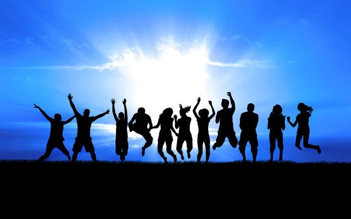 چگونه شاد باشیم و شاد زندگی کنیم