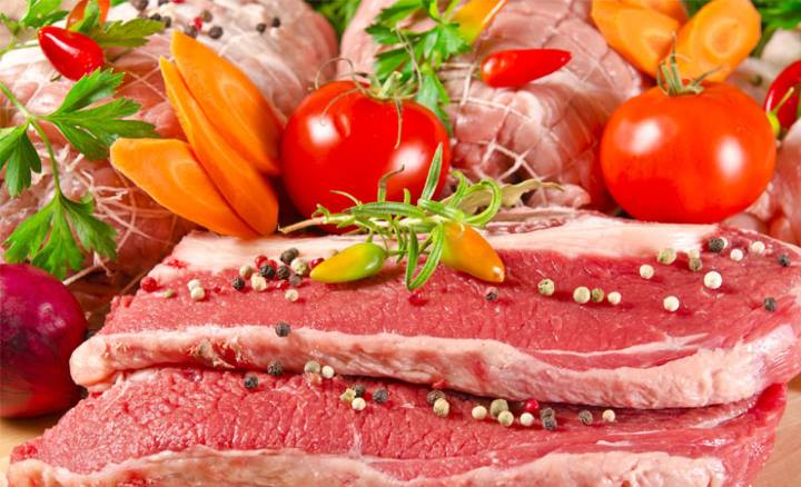 گوشت بدون چربی ارگانیک