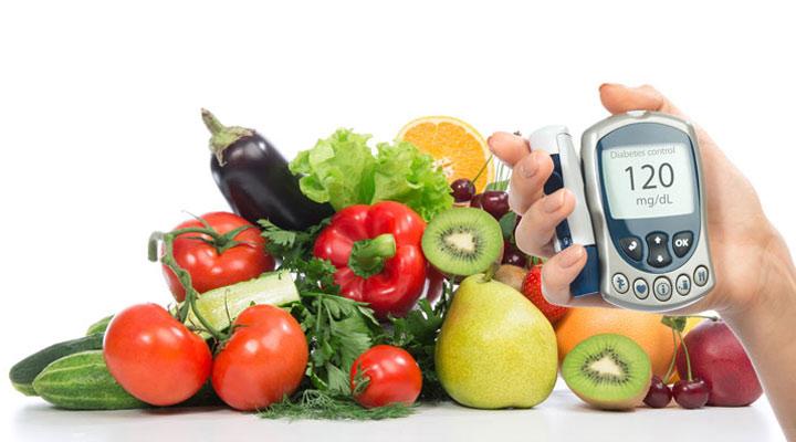 رژیم غذایی مناسب برای دیابت نوع ۲