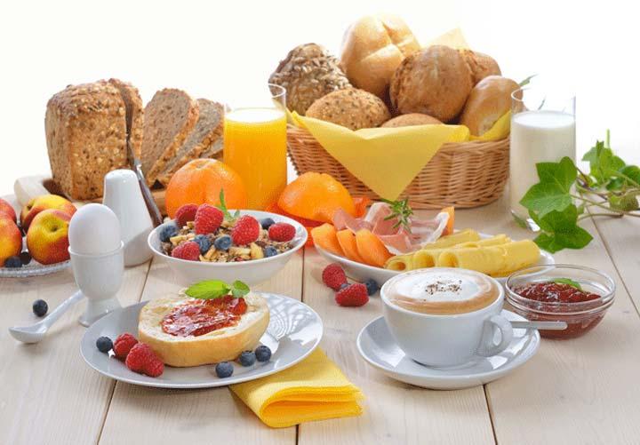 اهمیت صبحانه در تغذیه سالم