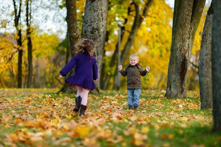 تاثیر طبیعت بر روی کودکان بیشفعال