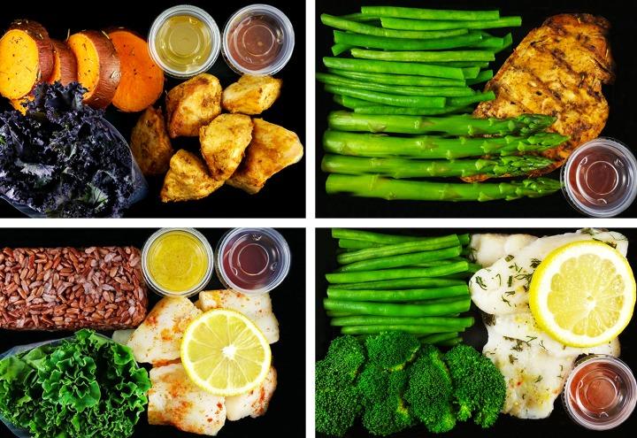 وعدهی غذایی بعد از ورزش