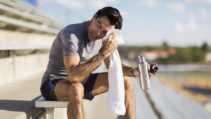 آب از دسته را جبران کنید - جلوگیری از سنگ کلیه