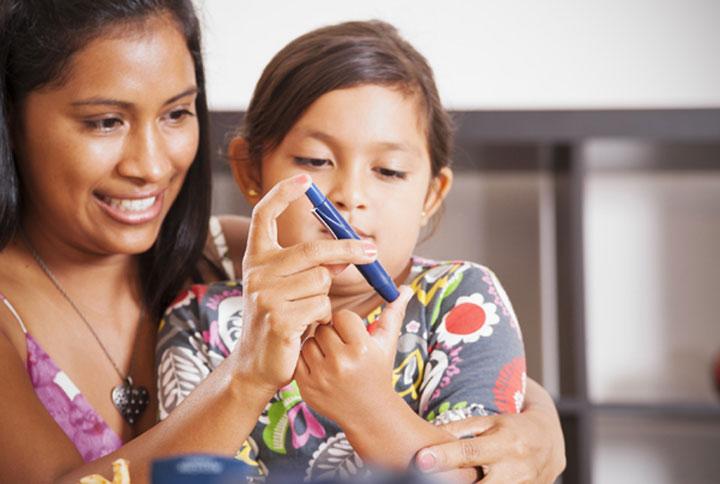دیابت نوع ۲ در کودکان