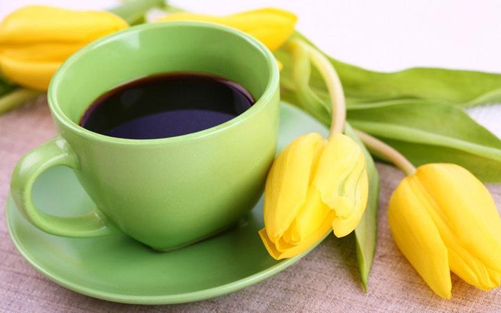 قهوه صبحگاهی