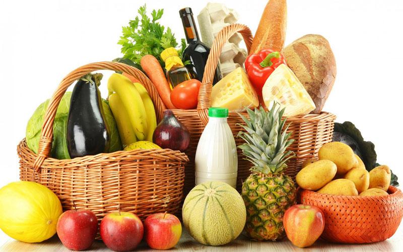 ذخائر کلسیم در مواد غذایی