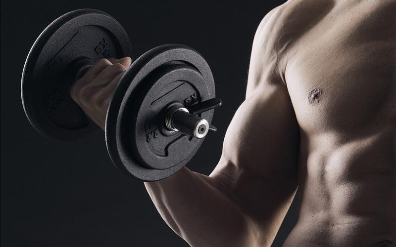 وزنه - افزایش سوخت و ساز بدن