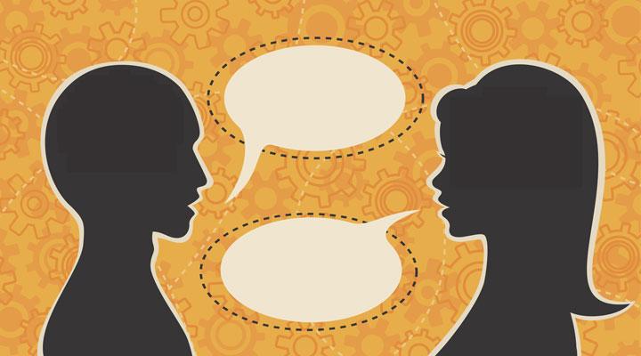 آنچه را میشنوید در مکالمه به کار ببرید