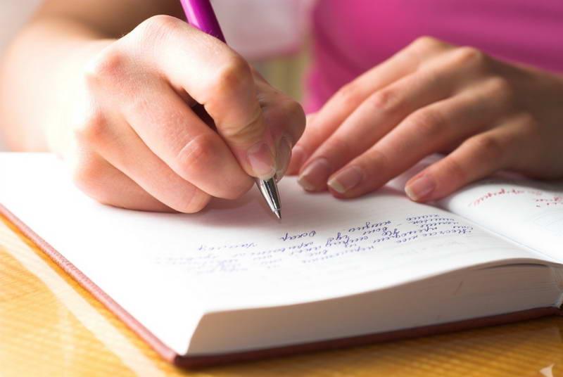 اهداف تان را بنویسید - رمز موفقیت در زندگی