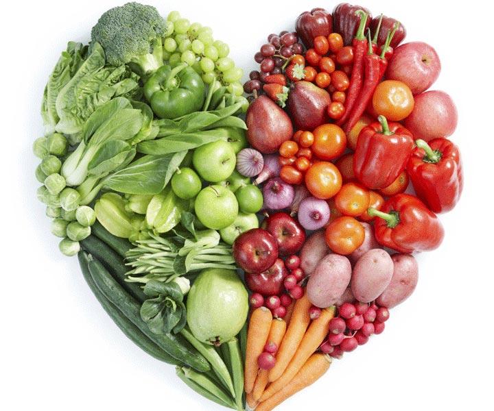 غذاهای اورگانیک در تغذیه سالم