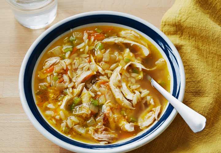 سوپ غذایی مناسب برای درمان سرماخوردگی