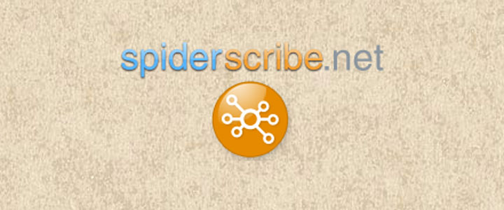 اِسپایدِراِسکرایب (SpiderScribe)