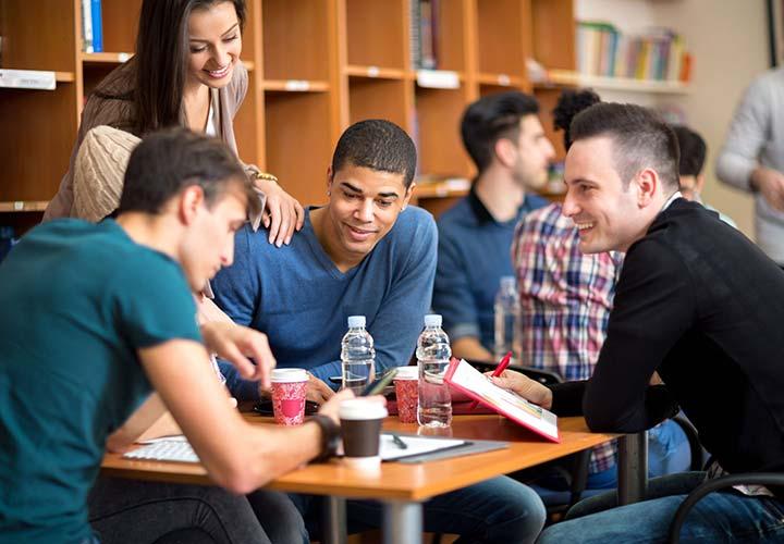 برای موفقیت در کنکور گروهی درس بخوانید