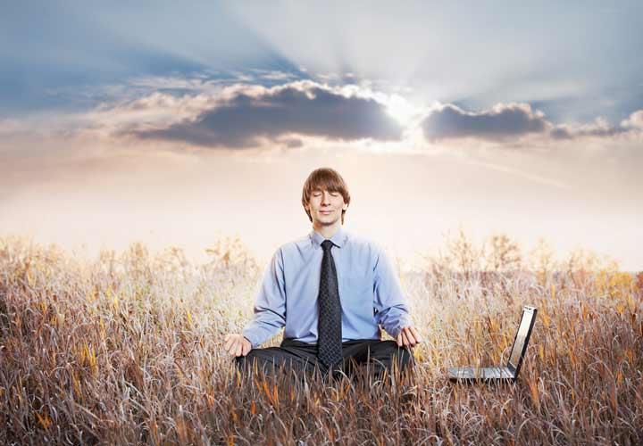 افزایش آرامش اعصاب و کاهش استرس - مدیتیشن ذهن آگاهانه و آرامش