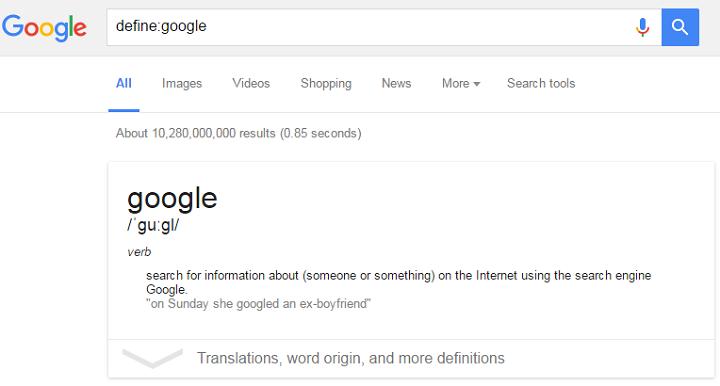 معنی کلمه