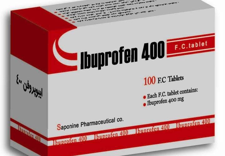 درمان سرماخوردگی و تسکین درد با ایبوپروفن