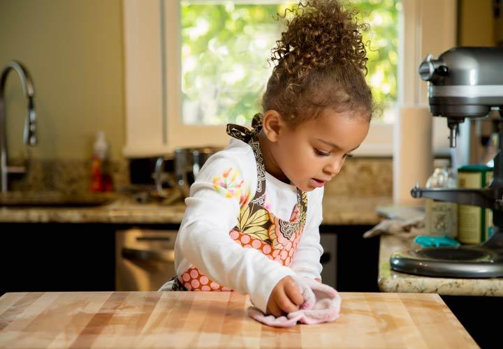چگونه در زمان حال زندگی کنیم - مدیتیشن با کارهای خانه