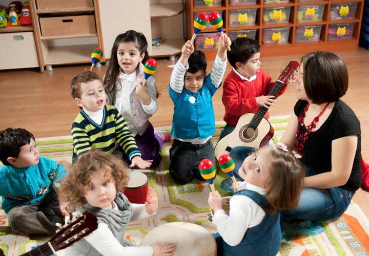 اختلال یادگیری در پیش دبستان