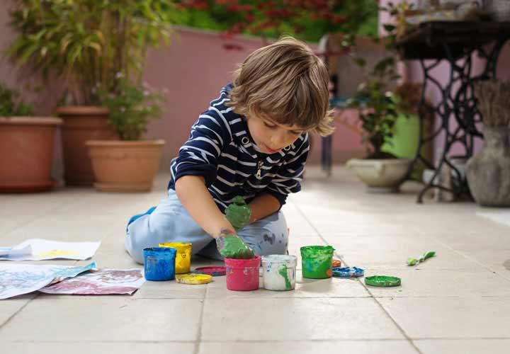 تقویت استعدادهای کودک
