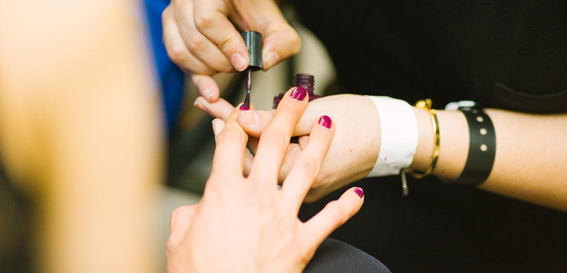 چگونه ناخنهای زیبایی داشته باشیم