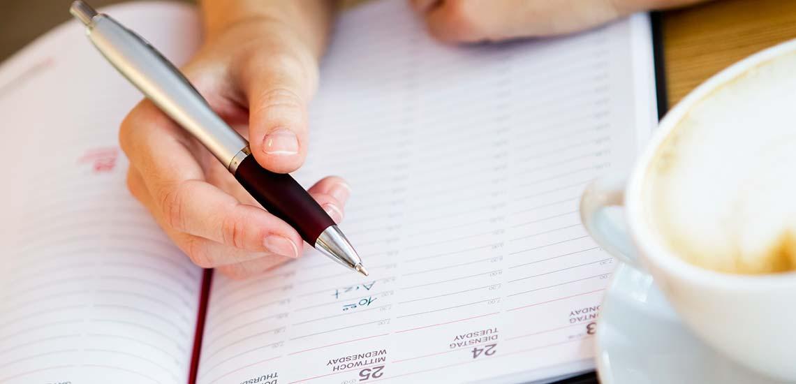 چطور یک برنامه ریزی روزانه ایدهآل و همهجانبه داشته باشیم؟