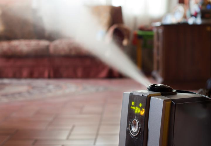 برای درمان سرماخوردگی رطوبت هوا را افزایش دهید