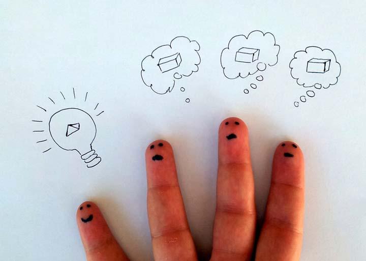 با تعریفی کارآمد از خلاقیت، موانع خلاقیت را از میان بردارید.