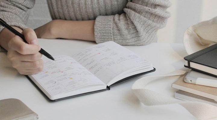 یادداشتنویسی حین درس خواندن