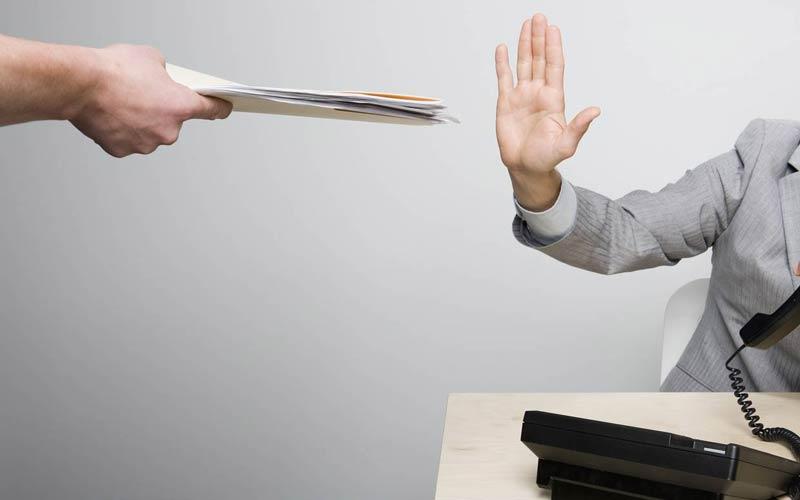 مدیریت زمان با نه گفتن به مزاحمتها- چگونه زمان را مدیریت کنیم