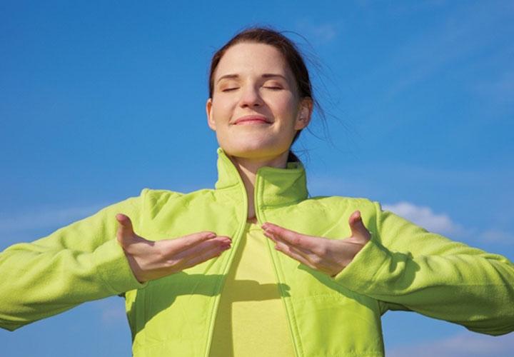 درست نفس کشیدن - چگونه احساساتمان را کنترل کنیم